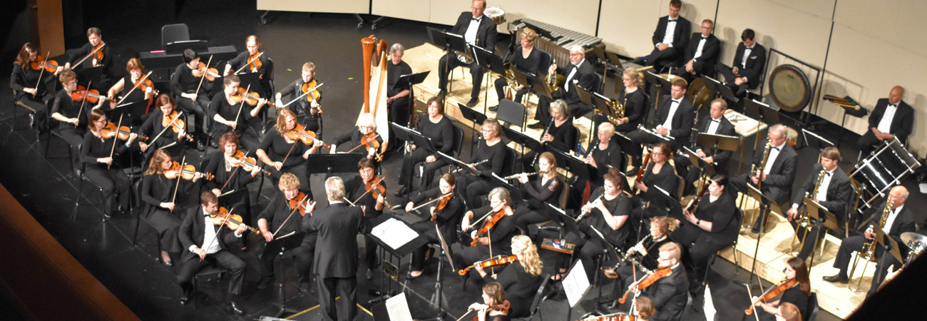 Kettle Moraine Symphony – Premier symphony orchestra of the