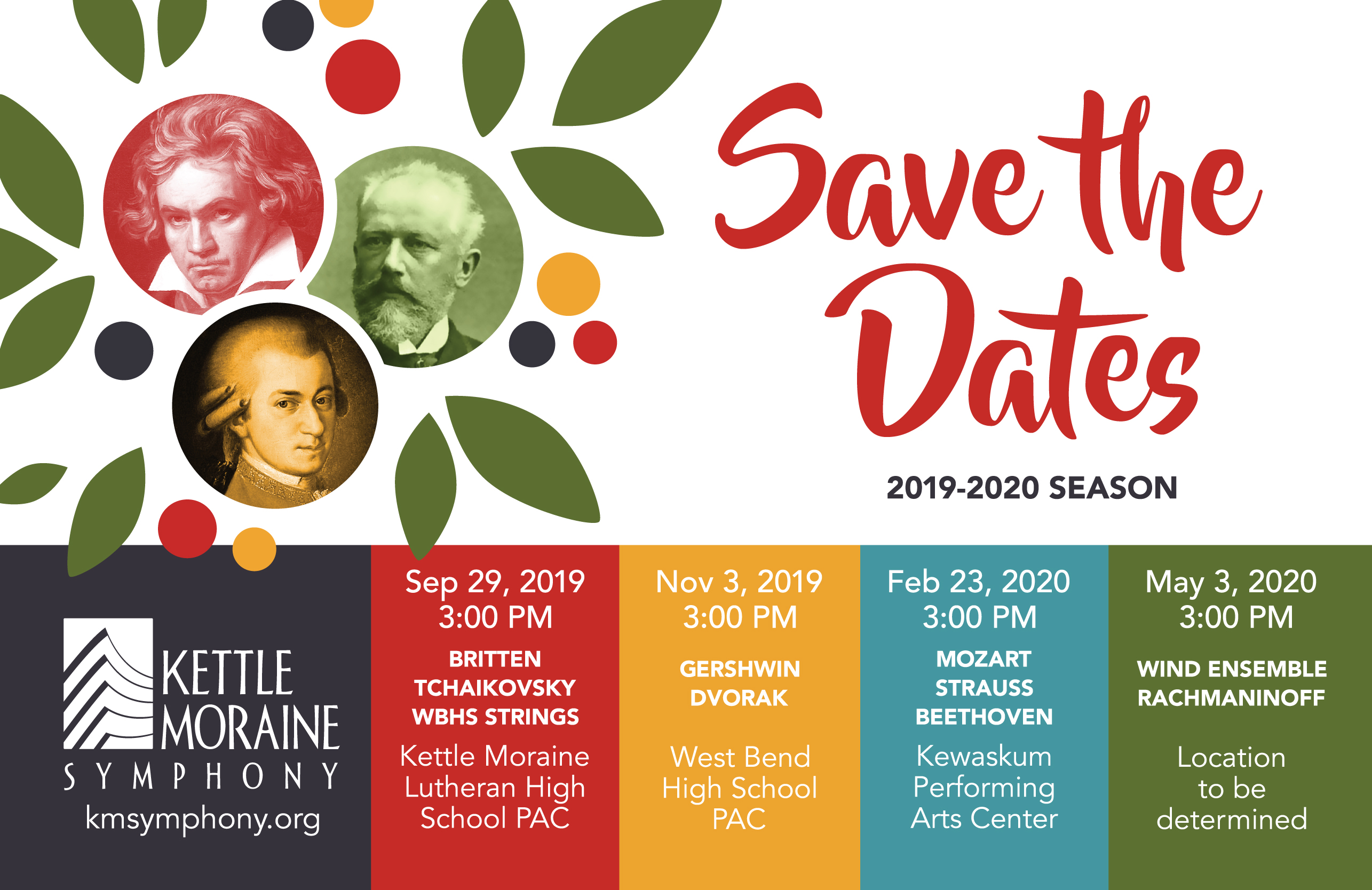 Lutheran Calendar Holy Days February 2020 Kettle Moraine Symphony – Premier symphony orchestra of the